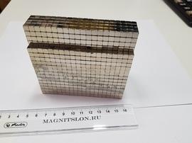 Неодимовый магнитный куб 5х5х5 мм