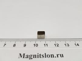 Неодимовая магнитная призма 8х6х6,5 мм