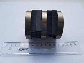 Неодимовый магнитный диск 62х10 мм ,без покр.№35SH