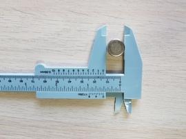 Неодимовый магнитный диск 13.5 х 10  мм