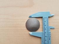 Неодимовый магнитный диск 40х2 мм