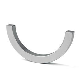 Неодимовый магнитный сектор (HALF RING) R50*R40*H10 материал №38